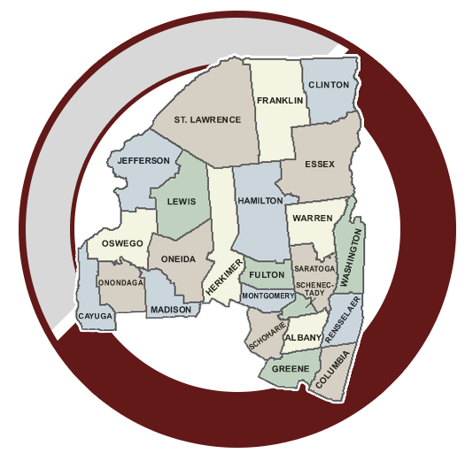 Local 2 NY County Map